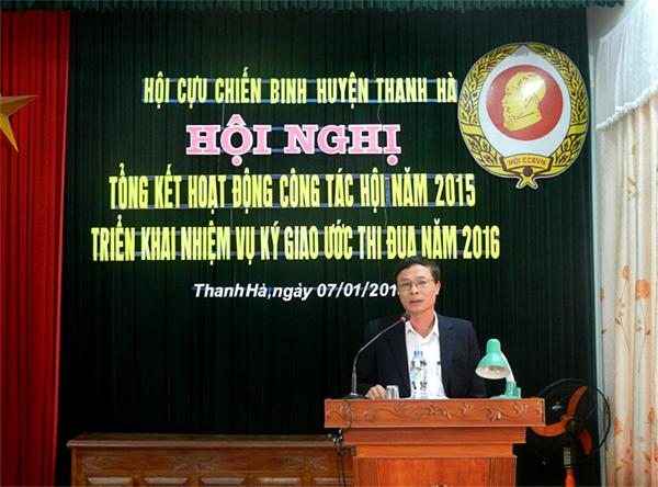 Tong ket HCCB 20153